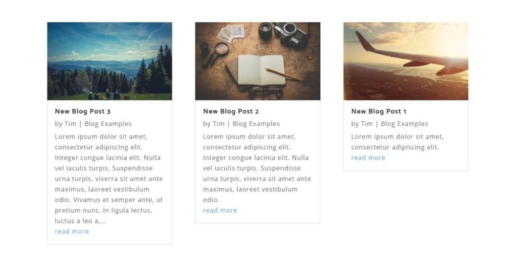 blog grid heights