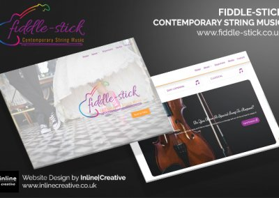 Fiddle-Stick: Contemporary String Quartet
