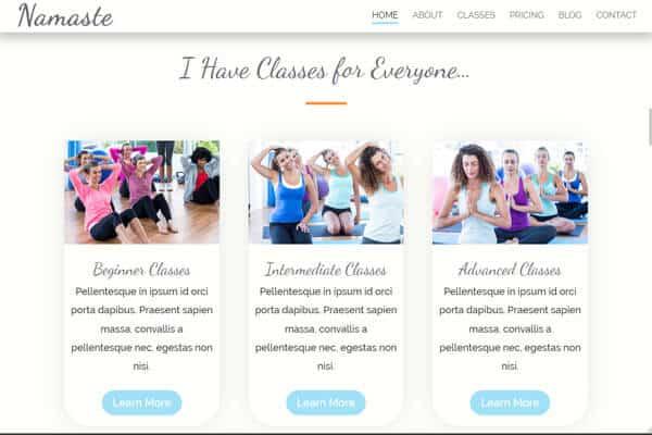 namaste-yoga-divi-child-theme-2